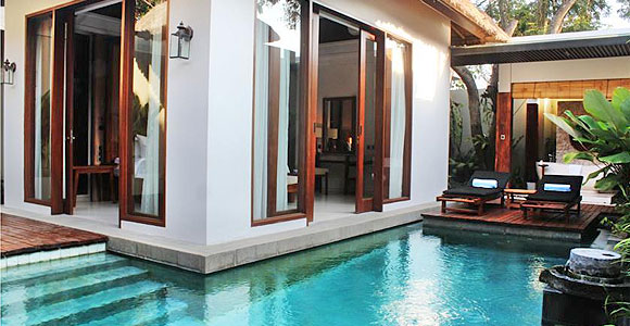 3D/2N Stay in Regali Villa Canggu – One Bedroom Pool Villa with breakfast for two worth RM1400