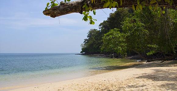 Island hopping in Kedah: Song Song, Bidan, and Telur