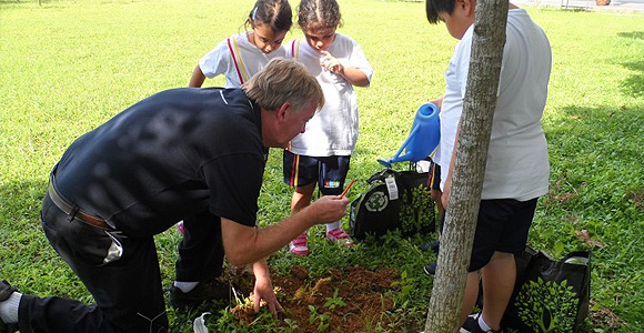 Learning by doing: experiential education
