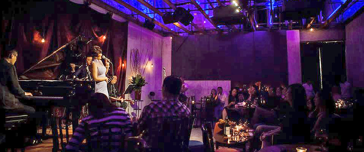 5 places for live jazz music in KL